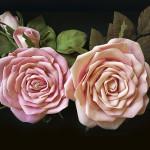 Подробный мастер-класс по изготовлению розы из фоамирана