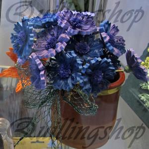 Cornflowers (quilling)