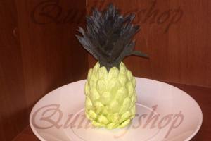 Pineapple paper ropes TwistArt